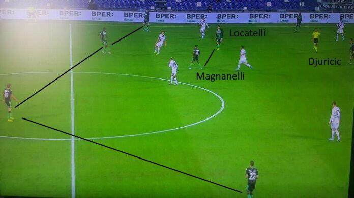 sassuolo magnanelli