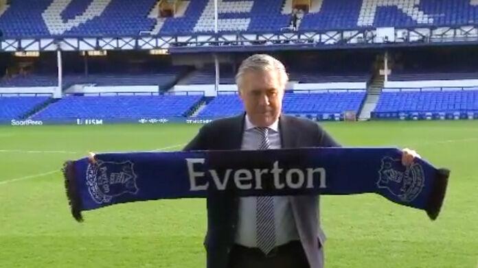 Ancelotti Everton