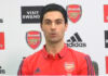 Arsenal Arteta Guardiola