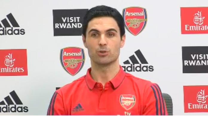 Arsenal Arteta Guardiola