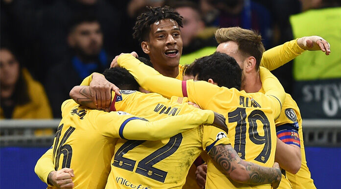 Ansu Fati gela San Siro |  Inter fuori dalla Champions League