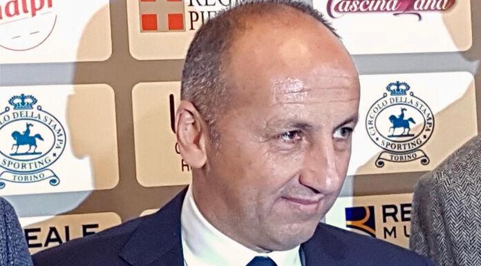 """Torino, Bava riceve dall'USSI il premio come """"Dirigente spor"""
