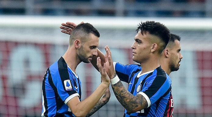 Inter, guai per Conte: Brozovic e Lautaro squalificati