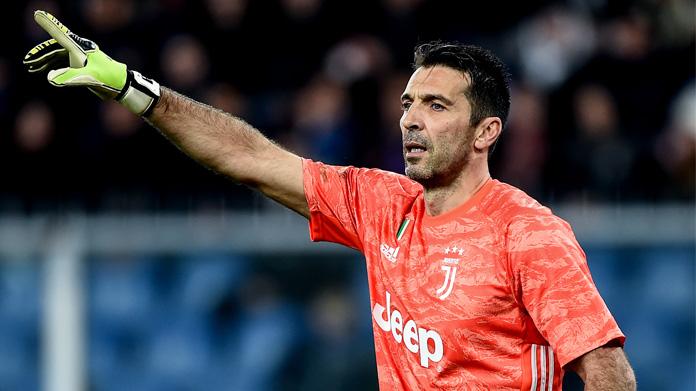 Juventus Sergio Ramos Buffon
