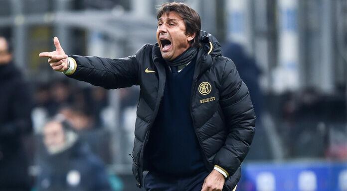 Inter, Conte: «Dispiace prendere un gol così»