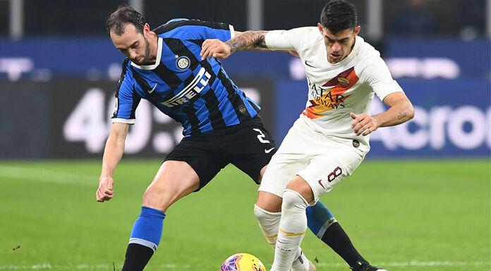PAGELLE Inter Roma: Mirante sigilla la porta, De Vrij annull