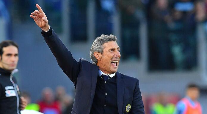 Conferenza stampa Gotti: «Per battere la Juve non basta la f