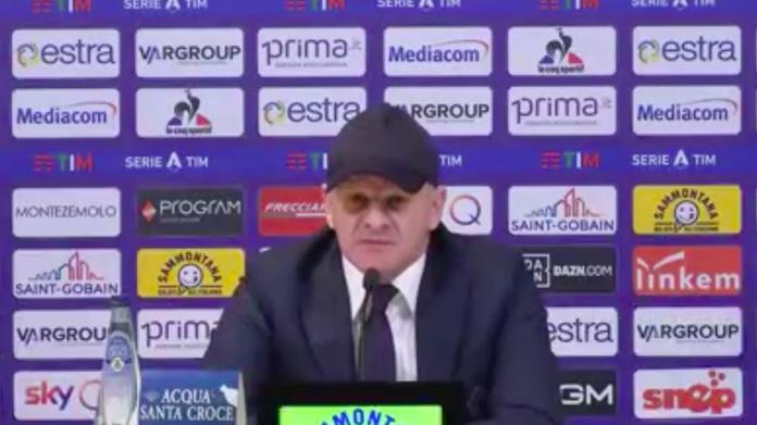 Conferenza stampa Iachini