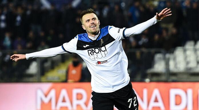 Gol Ilicic: lo sloveno segna da centrocampo contro il Torino
