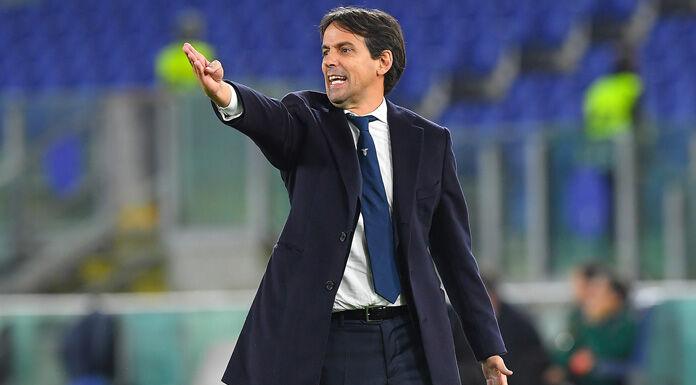 Lazio, Inzaghi: «Servirà una partita attenta, ho fiducia nei