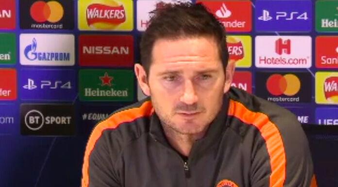 Lampard: «Arrizabalaga? Il mio compito è proteggerlo»