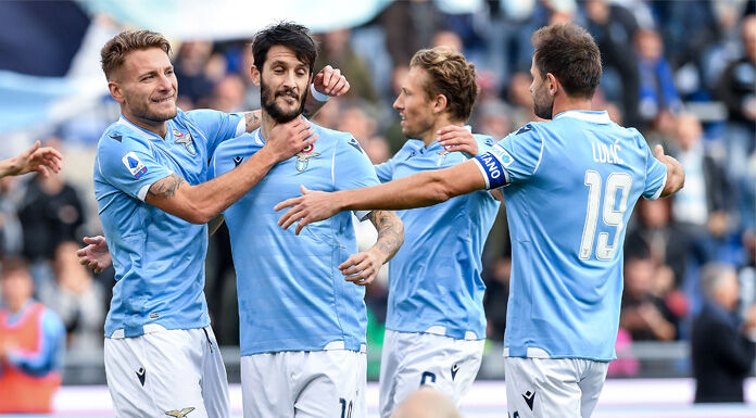 Lazio Sampdoria 0 0 LIVE: inizia la gara dell'Olimpico!