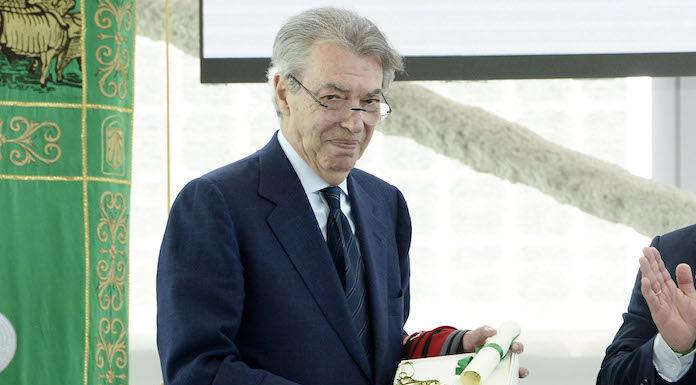 Inter, Moratti rivela: «Iniesta il primo che chiesi al Barce