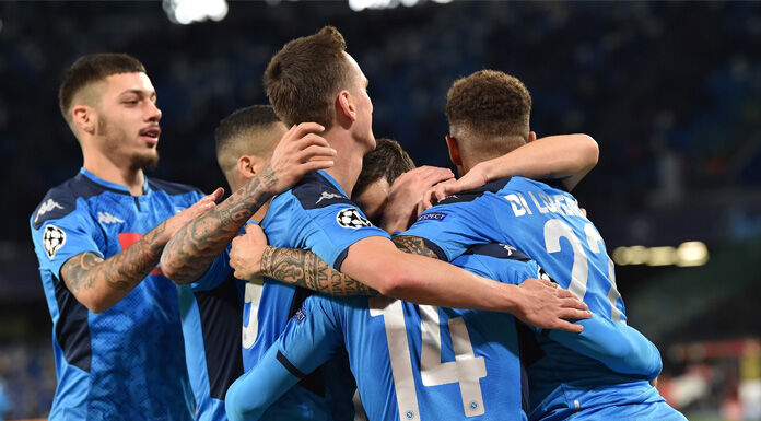 Napoli Parma 0 0 LIVE: si parte