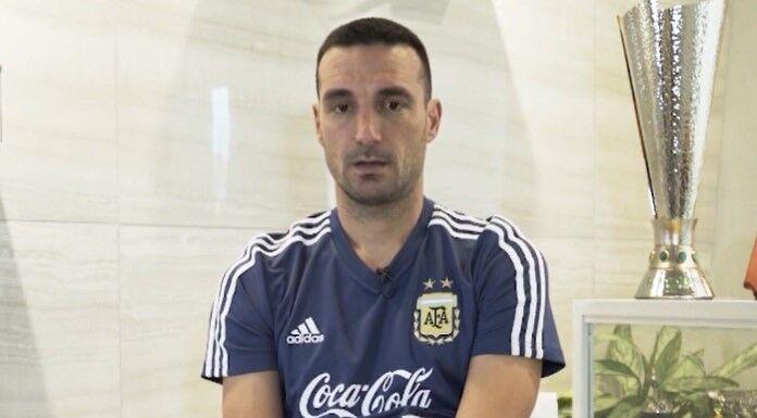 Scaloni (ct Argentina): «Se Lautaro andasse a giocare con Me