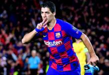Barcellona Suarez