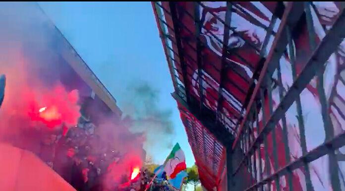 Porto, assembramenti fuori dallo stadio per 300 tifosi