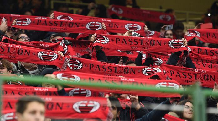 Milan, striscione dei tifosi per Gattuso: «Ci stringiamo al