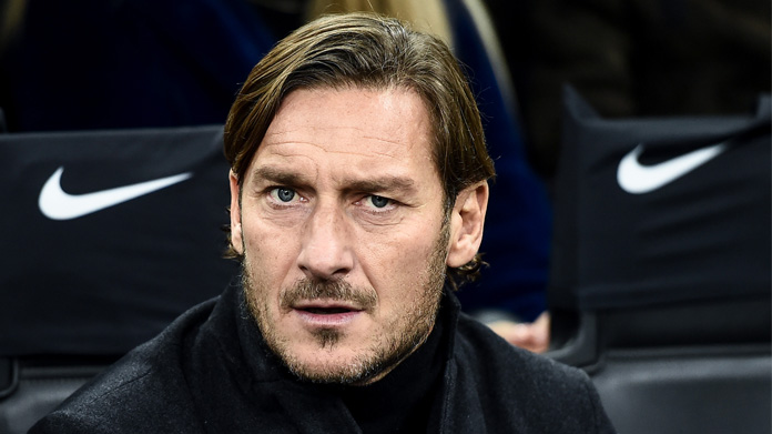 Totti Sampdoria