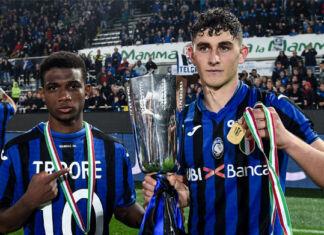 Atalanta Lione Youth League