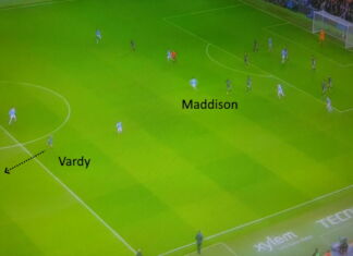 leicester maddison vardy