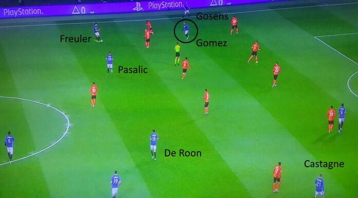 Shakhtar Atalanta: come Gasperini ha utilizzato Gomez