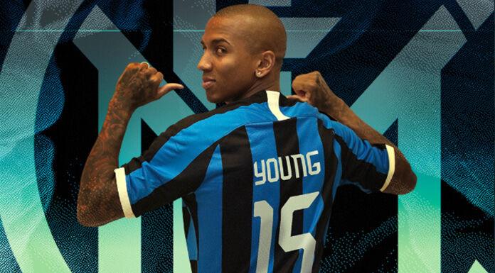 Inter Cagliari    primo assist nerazzurro per il nuovo arrivato Young