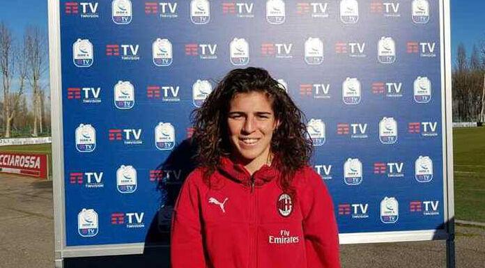 Milan femminile, Bergamaschi: «Oggi abbiamo mostrato il nost