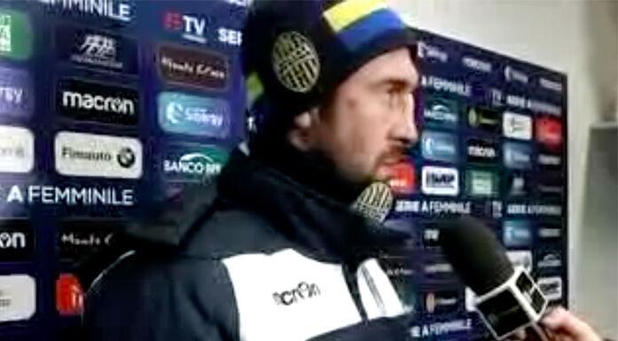 Verona Women, Bonazzoli: «Abbiamo preso gol dai nostri error