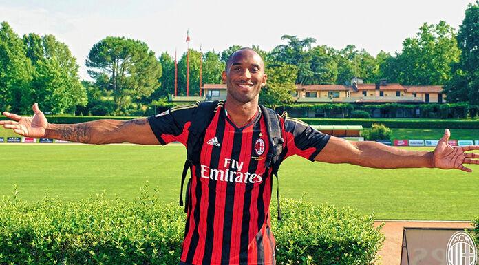 Milan, il toccante ricordo di Kobe Bryant a San Siro – FOTO