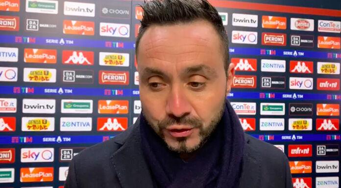 Sampdoria Sassuolo: che cosa deve temere De Zerbi