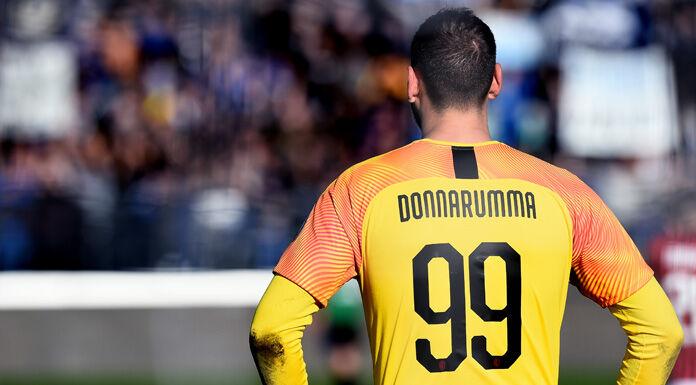 Calciomercato Milan |  Donnarumma può partire |  tre big europee sul portiere