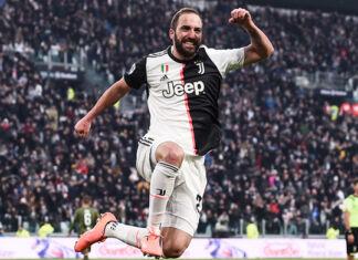 Juventus Higuain