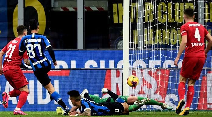 Coppa Italia, Inter Fiorentina 1 0 LIVE: miracolo di Terracc