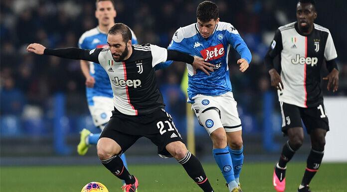 Napoli Juventus 0 0 LIVE: finisce il primo tempo
