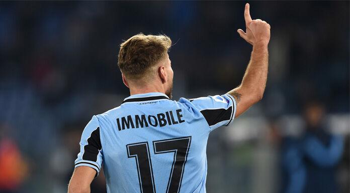 Lazio Sampdoria 3 0 LIVE: tris dei biancocelesti, ancora Imm