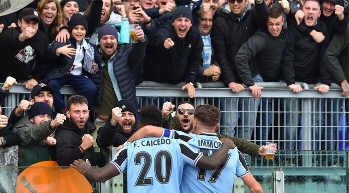 Lazio Sampdoria 3 0 LIVE: inizia la ripresa all'Olimpico!