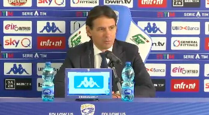Conferenza stampa Inzaghi: «Girone strepitoso, ma Serie A pi