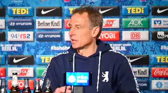 Klinsmann dopo il 4-0 col Bayern: «Non abbattiamoci» – VIDEO