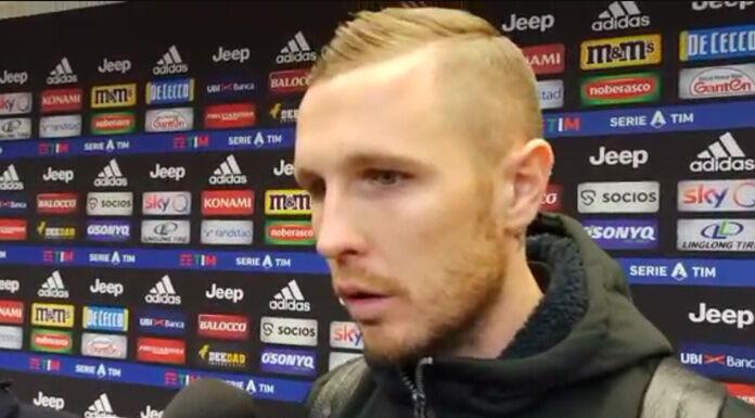 Juve Parma, Kurtic: «Nessun rammarico, usciamo a testa alta»