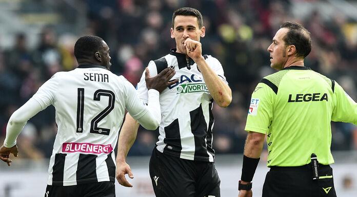 Udinese, Lasagna: «Milan? Fa male non aver raccolto punti»