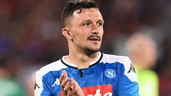 Napoli-Juve, Mario Rui: