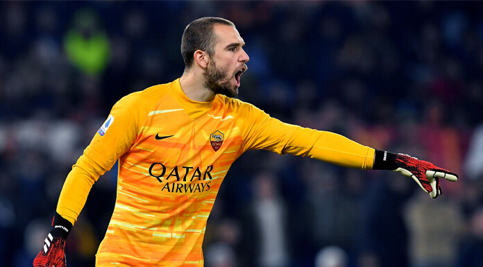 """Pau Lopez: """"La Roma deve stare in alto. Bene il nuovo modulo"""