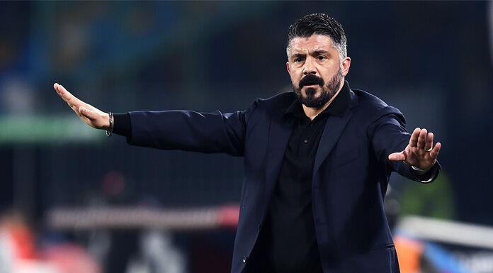 Napoli, Gattuso: «Non siamo ancora tornati. Mertens? Fenomen