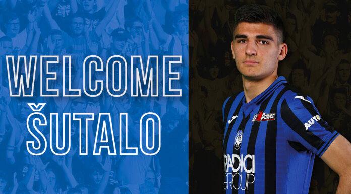Atalanta, esordio in Serie A per Sutalo (a luglio)
