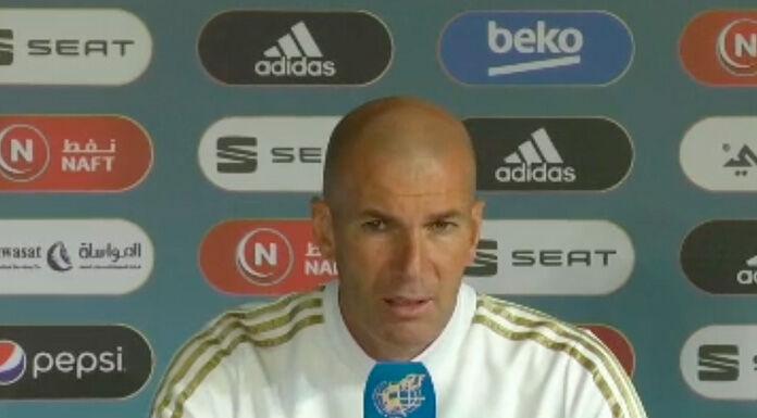 Hazard ancora out, Zidane: «Non possiamo rischiare…» – VIDEO
