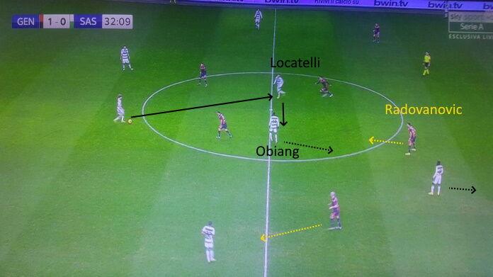 sassuolo obiang locatelli