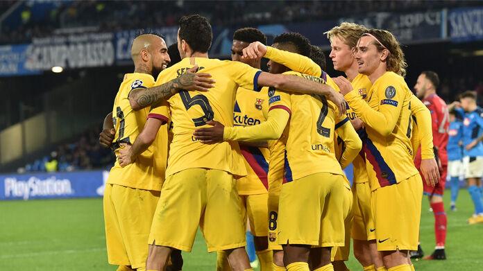 Umtiti Barcellona