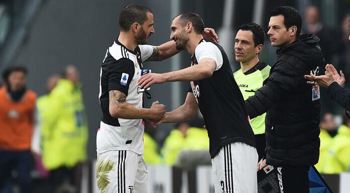 Chiellini: «Bonucci Milan? Avrei capito se fosse andato al Real Madrid…»