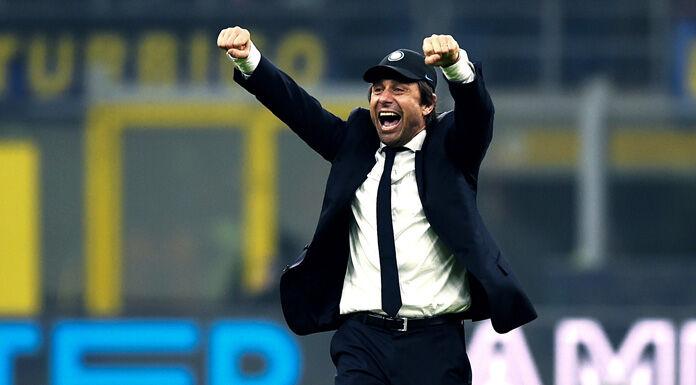 Inizia il periodo di Antonio Conte. Da marzo in Serie A ha p